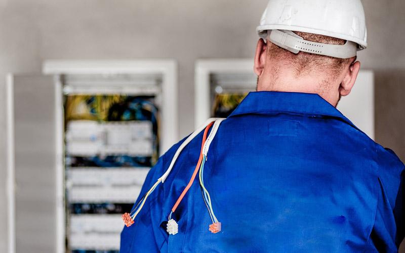 Elettricista a Nichelino e Vinovo - Torino - GSSI srl - Ivan Serravalle
