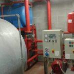 Stazione di pompaggio - antincendio -- GSSI SRL - - Ivan Serravalle - Nichelino Vinovo Torino